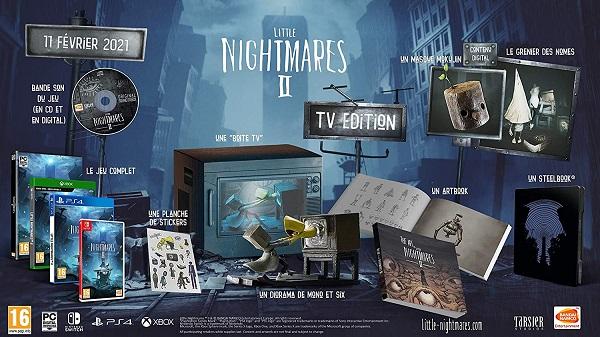 Game Little Nightmares 2